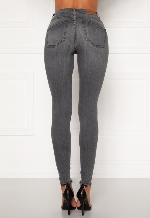 push up jeans grey 5