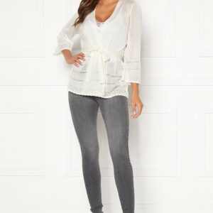 push up jeans grey 1