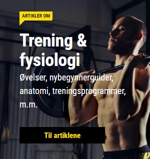 trening og fysiologi